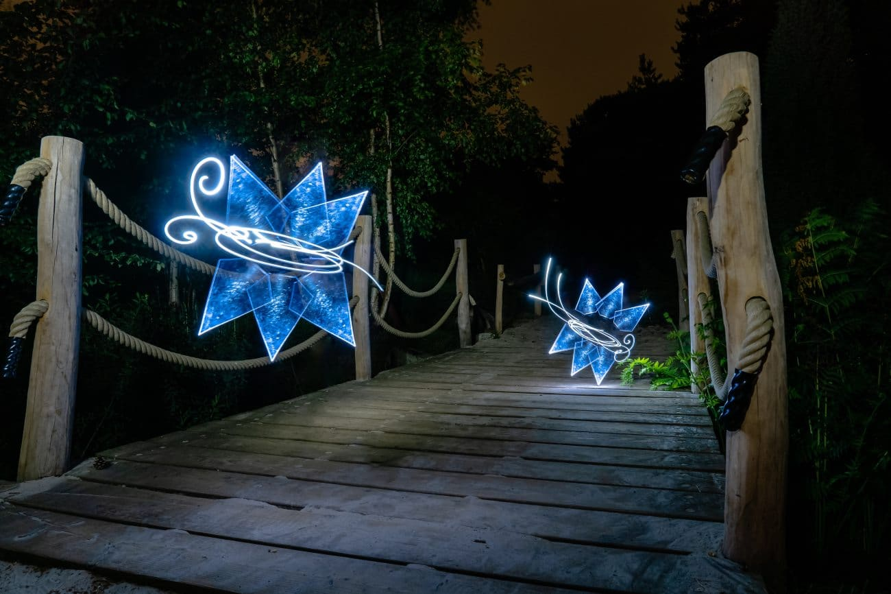 XXL Glühwürmchen